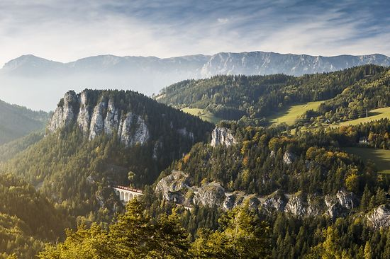 View of Semmering