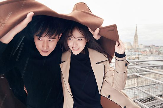 Chinesische Superstars heiraten in Wien