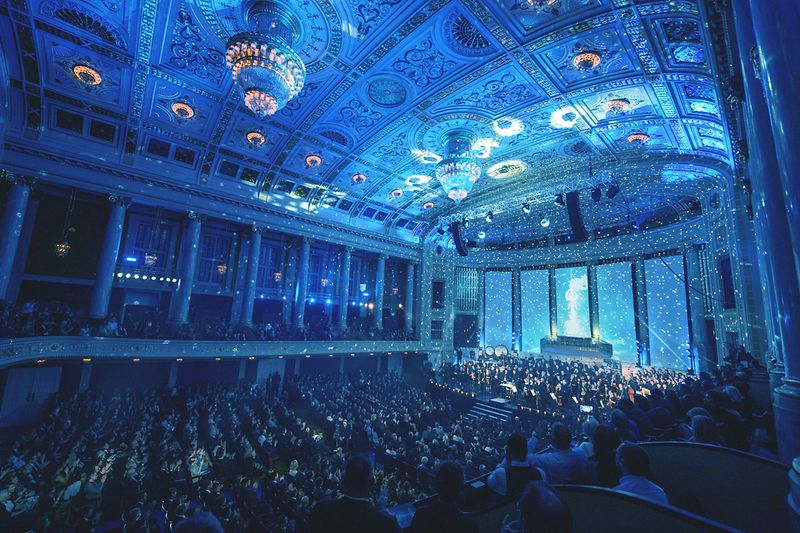 Hollywood in Vienna, Konzerthaus