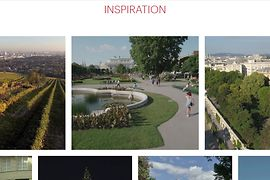 Screenshot, footage data base of the Vienna Tourist Board, Inspiration